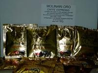 MOLINARI Oro ESE Pad - 150 Stk. AKTIONSPAKETE